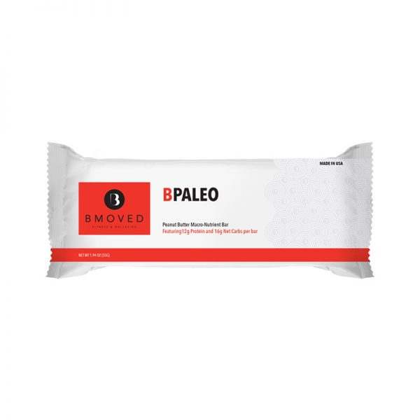 BMOVED B Paleo Meal Bar